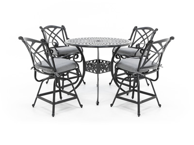Cassidy 5-pc. Counter Height Patio Set