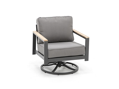 Hixon Swivel Rocker
