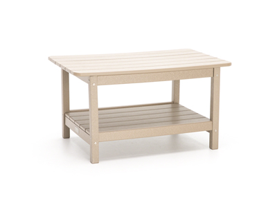 Accent Patio Coffee Table