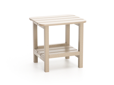Accent Patio End Table