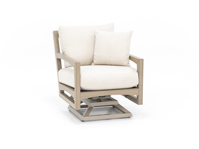 Del Ray Patio Swivel Rocker
