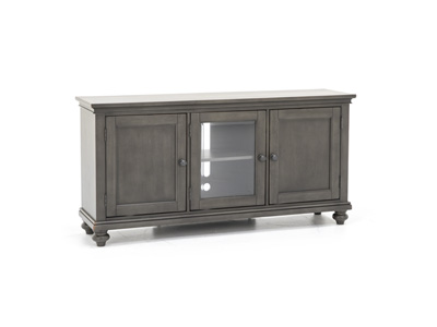 "Oxford Peppercorn 65"" Entertainment Console"