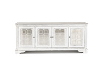 "Magnolia Manor 84"" Entertainment Console"