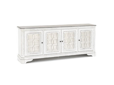 "Magnolia Manor 84"" Entertainment Stand"