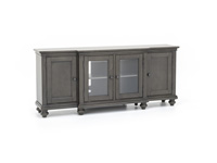 "Oxford Peppercorn 75"" Entertainment Console"