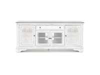 "Magnolia Manor 74"" Entertainment Console"