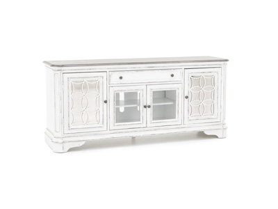 "Magnolia Manor 74"" Entertainment Stand"
