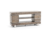 "West End 60"" Entertainment Console"