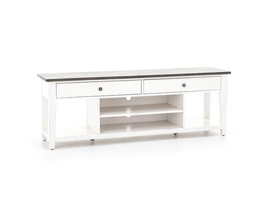 "Euro Cottage II 74"" Entertainment Console"