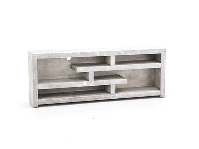 "Avery Loft Limestone 72"" Entertainment Console"