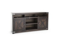 "Farmhouse Tobacco 65"" Entertainment Console"