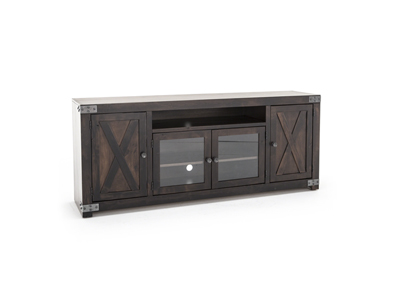 "Farmhouse Tobacco 72"" Entertainment Console"