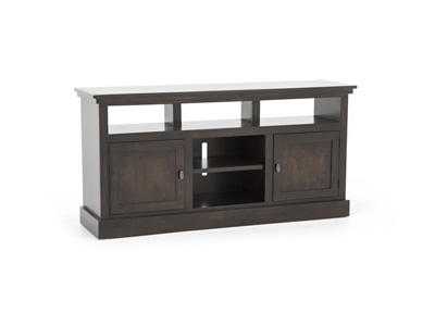 "Robin 64"" Cafe Brown Console"