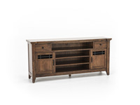 "Whistler Retreat 74"" Entertainment Console"