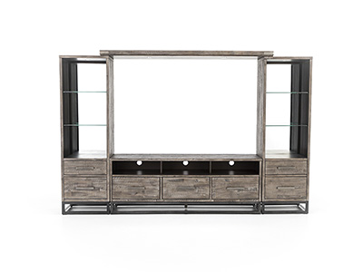 "East Hampton 104"" Entertainment Center"