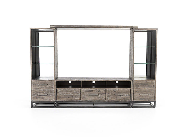 "East Hampton 70"" Entertainment Center"