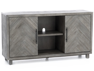 "Palisades 60"" Entertainment Console"