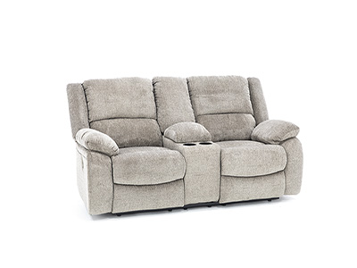 Night In Power Reclining Console Loveseat