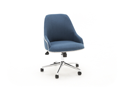 Callie Peacock Mid Back Chair