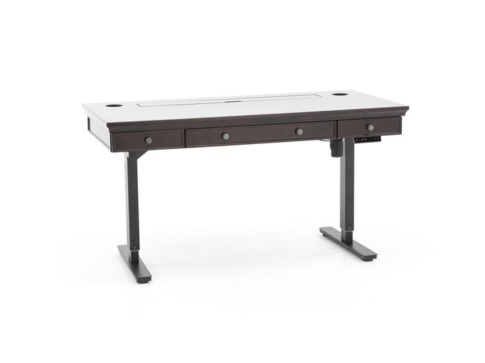 Sit Stand Desk Standing Desk Floor Model 72x30 Electric