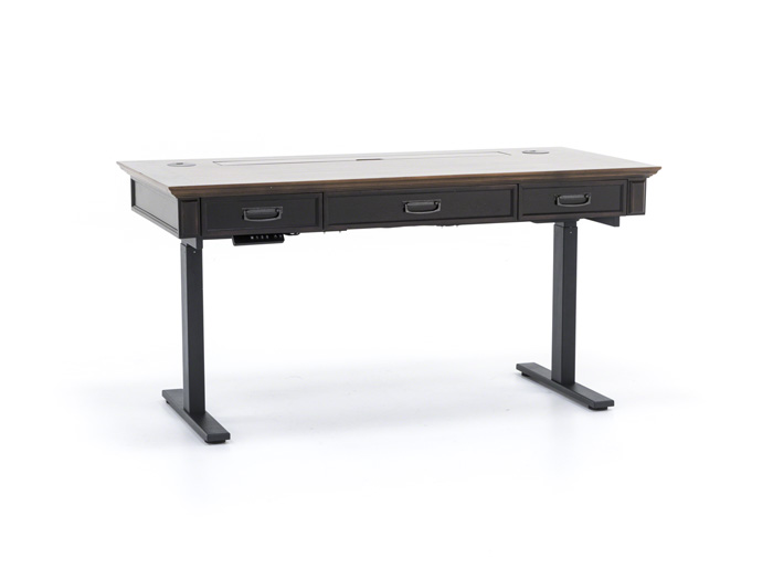 Bennett X Base Writing Desk Hostgarcia