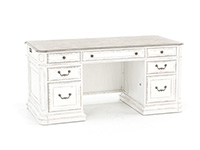 Magnolia Manor Jr Executive Desk