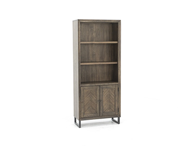 Harper Point Door Bookcase