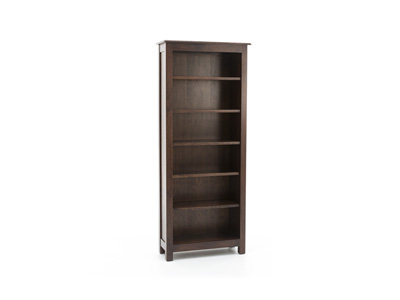 "Taylor J 84"" Open Bookcase"