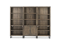 Harper Point Bookcase Wall