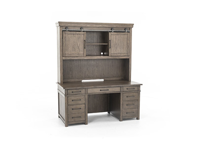 Sonoma Road Credenza with Hutch