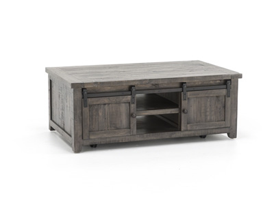 Madison County Barnwood Cocktail Table