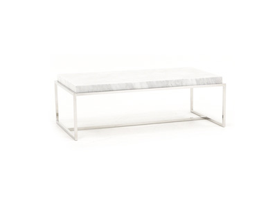 Modern Marble Cocktail Table