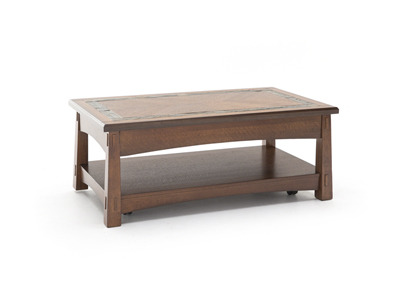 Craftsman Cocktail Table