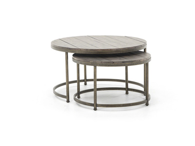 Leone Nesting Cocktail Table