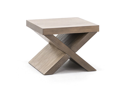 Tustin Bunching End Table