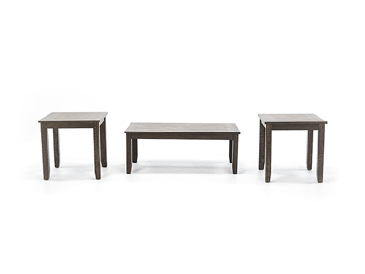 Oscar Set of Three Tables