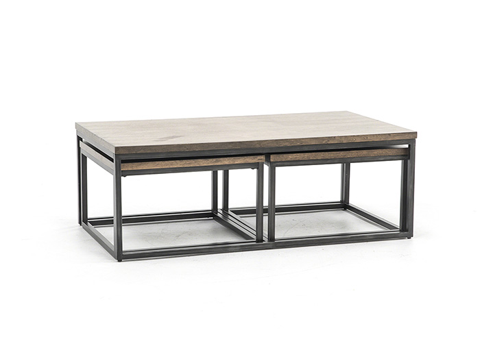 Triad Nesting Cocktail Table