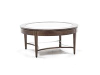 Aura Round Cocktail Table