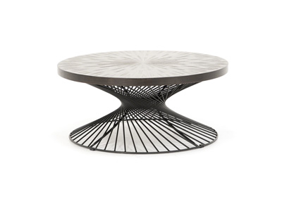 Kanister Cocktail Table
