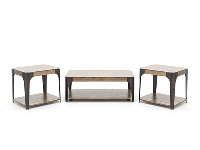 Sapphire Lakes 3-pack Table Set