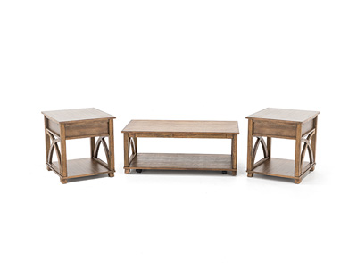 Sunset 3-pack Table Set