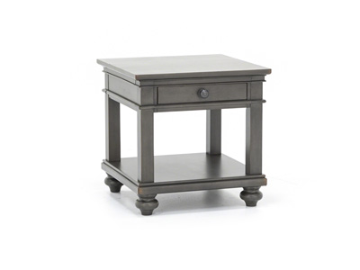 Oxford Peppercorn End Table