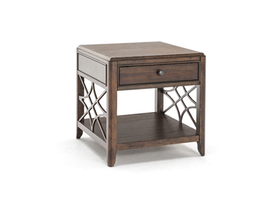 Trisha Yearwood Georgia Rain End Table