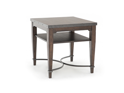 Trisha Yearwood Ginkgo End Table