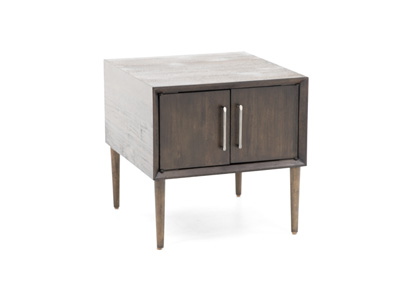 Kisper Square End Table