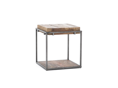 Maverick Square Side Table