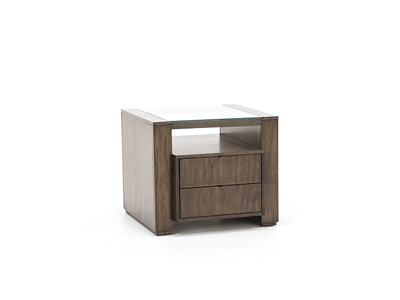 Contempo Lamp Table