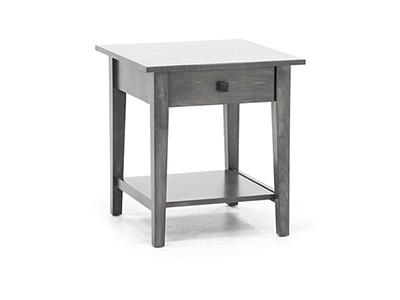 Mineral End Table