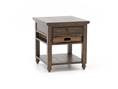 Cottage Lane End Table