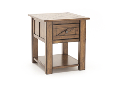 Harper Farm End Table